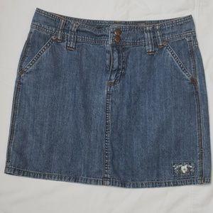 DKNY Jean skirt, sz 4